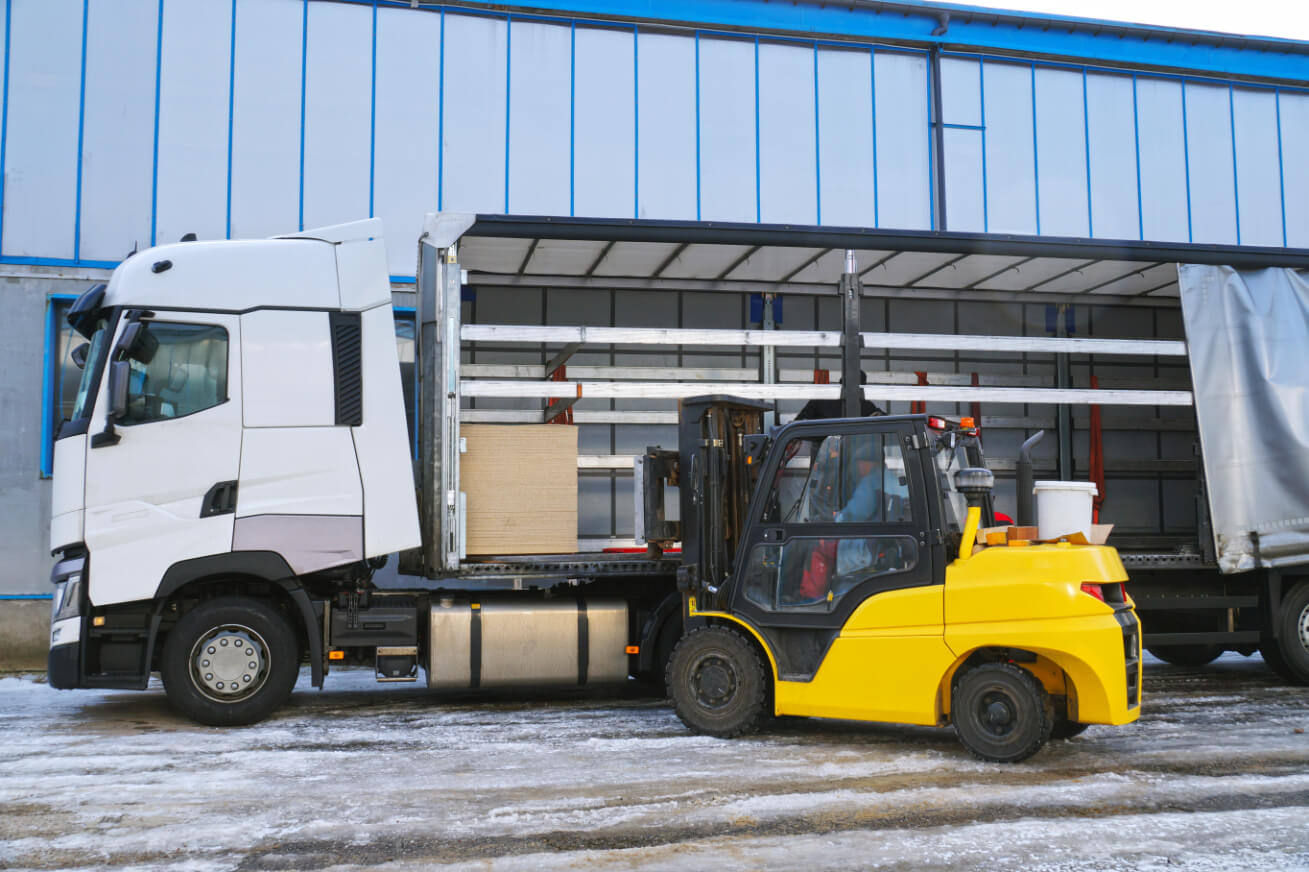 Professional Unloading Services