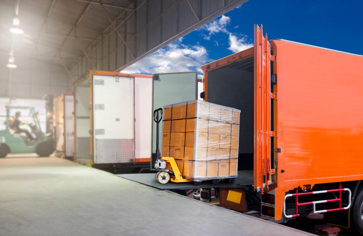 Unloading Dock Efficiency